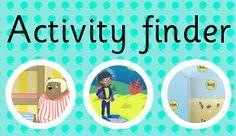 activity finder