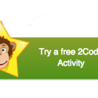 Free Chimp Coding Activity on Purple mash