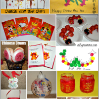 Chinese New Year Crafts for Kids and Party Ideas - 2017