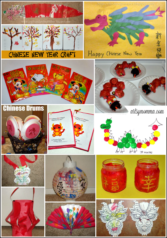 chinese new year | Teachers Web Resources