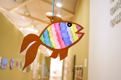 Suncatcher fish example
