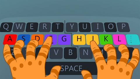 touchtyping