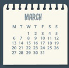 monthmarch