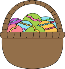brown-basket-of-easter-eggs