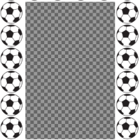 Free Football Frame/ Border